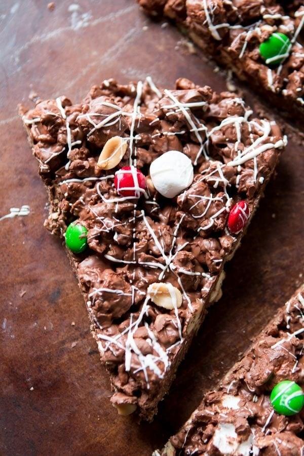 M M Chocolate Pizza Oh Sweet Basil