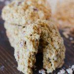 Pecan Oatmeal Cookies