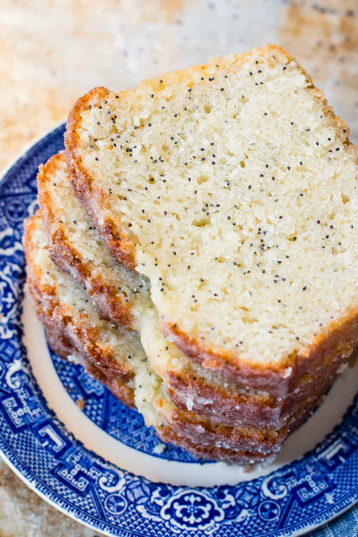 Poppy seed bread is all kinds of amazing on it's own but just wait until you make it an orange glazed poppy seed bread! ohsweetbasil.com