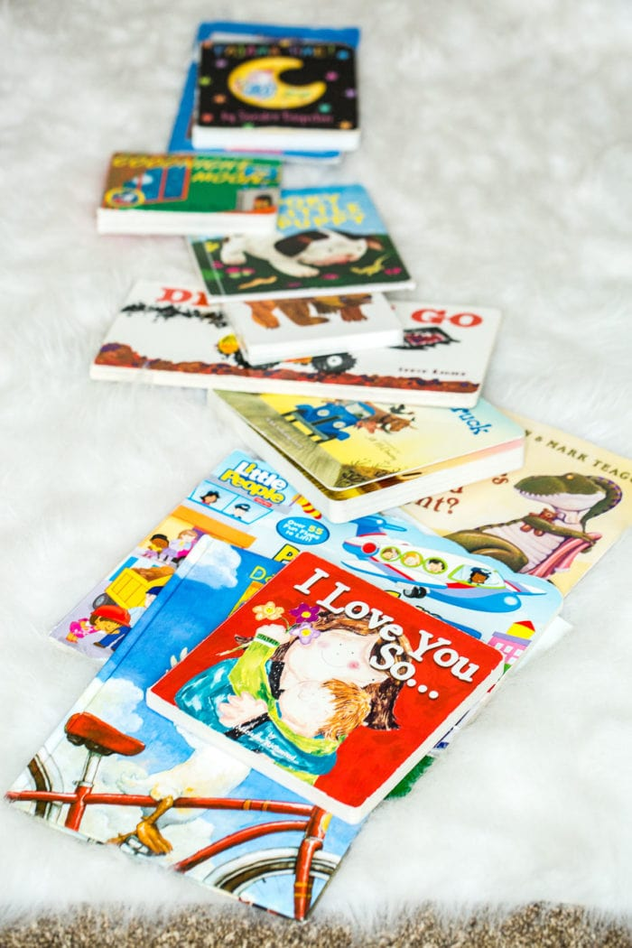 The best books for a toddler boy and exactly why we love them! ohsweetbasil.com