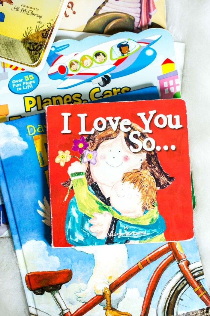 I love you so story book ohsweetbasil.com