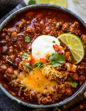 Best chili recipe you will ever make!