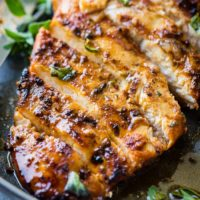 Quick Grilled Chicken with Oregano Recipe