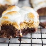Our Best S'mores Brownies