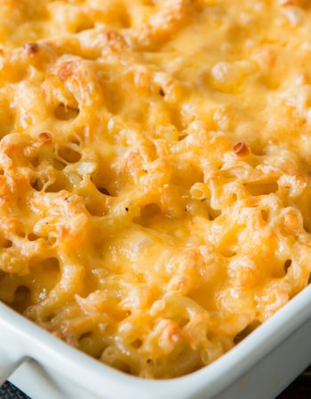 When we think of macaroni and cheese we always think of Grandma Carol's ultimate comfort food, her cheesy Southern Macaroni and Cheese! ohsweetbasil.com