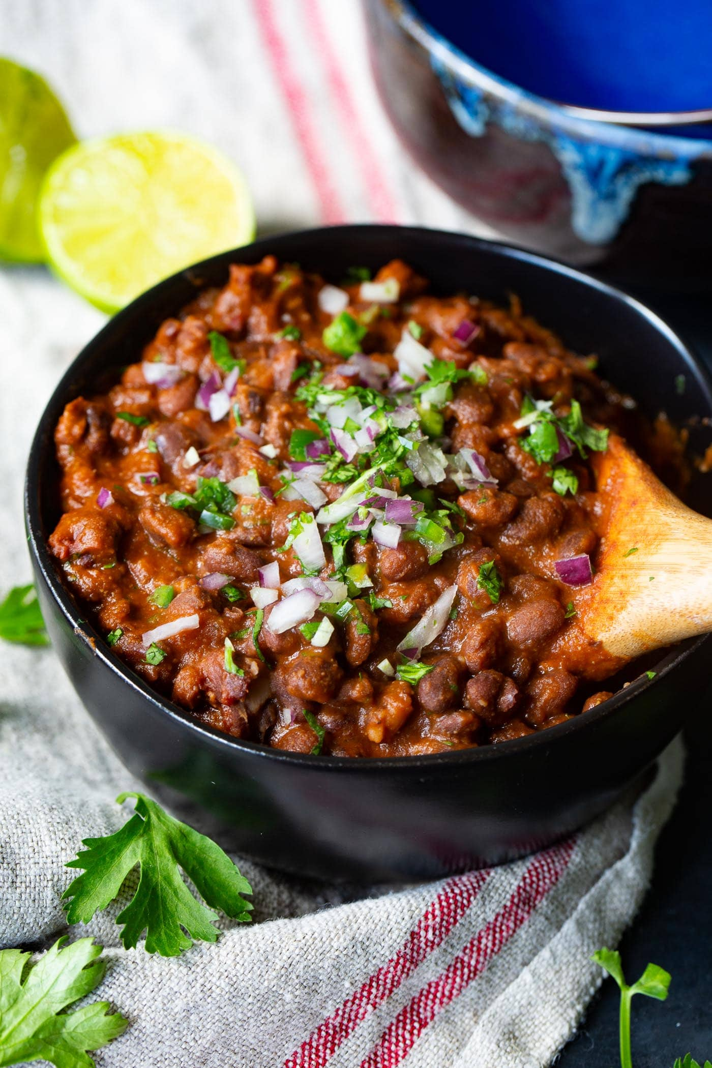 The Most Delicious Mexican Black Beans Ever Oh Sweet Basil