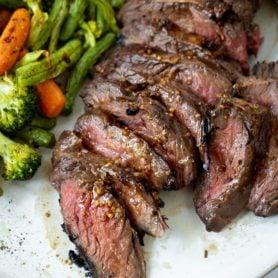 the best steak marinade grilled steak recipe 4