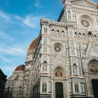 Visit the Duomo in Florence Italy and make sure you take a moment to really see all of the detail put into this magnificent building ohsweetbasil.com