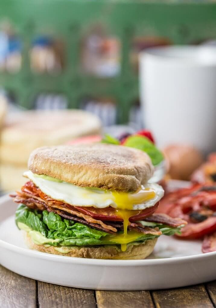 Ultimate Breakfast BLT