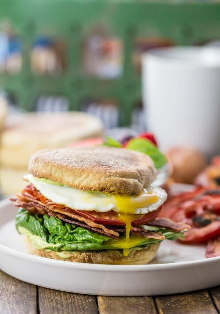 Ultimate Breakfast BLT
