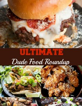 It's that time of year again. In case your family is like ours and you want an extra special day we have a Father's Day Recipes Roundup to help!