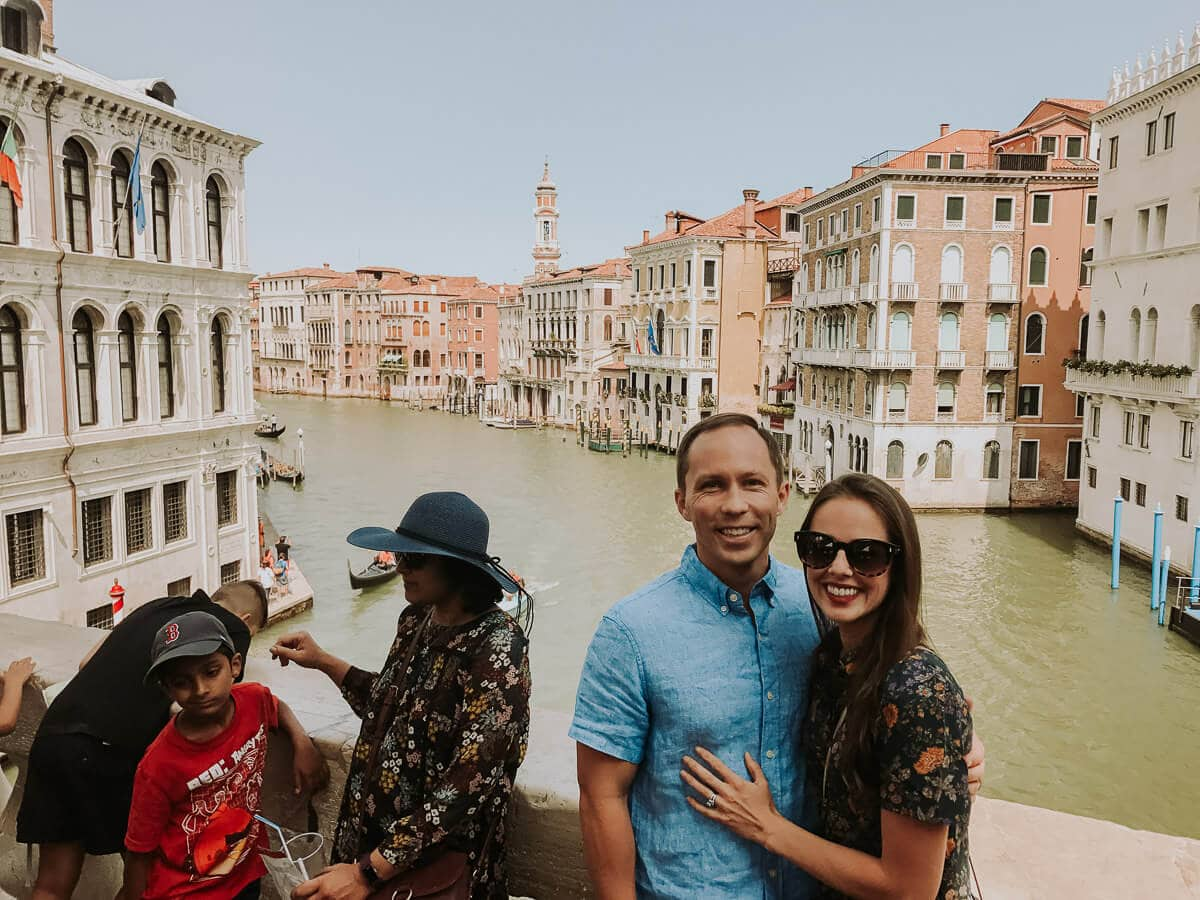 Want to know how we booked a round trip ticket to Italy for less than buying an iPhone? Read on to find out how we flew to Italy for $400!!