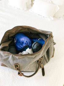 What to bring on an overnight flight for people who can't sleep on planes ohsweetbasil.com