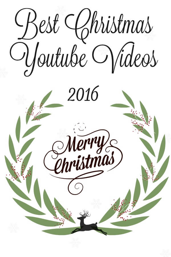 Best Christmas Videos 2016 - Oh Sweet Basil